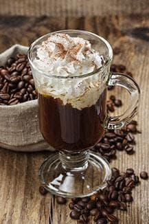 Grog mit Kaffee