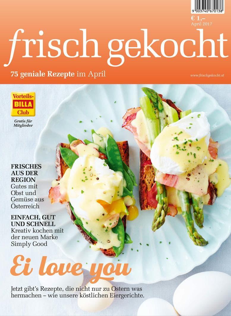 Rezepte Magazin magazin archiv frisch gekocht