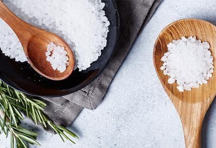Salz in allen Formen